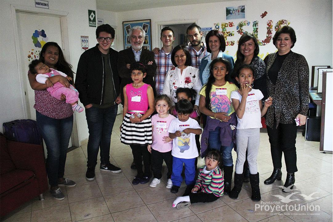 OCCIDENTAL DE COLOMBIA ENDULZANDO ÁNGELES