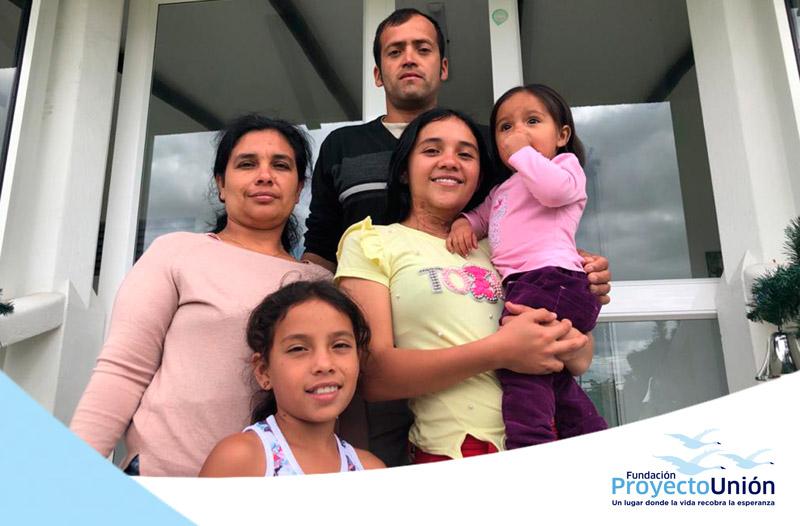 LAS VACACIONES INOLVIDABLES DE MÓNICA Y SU FAMILIA